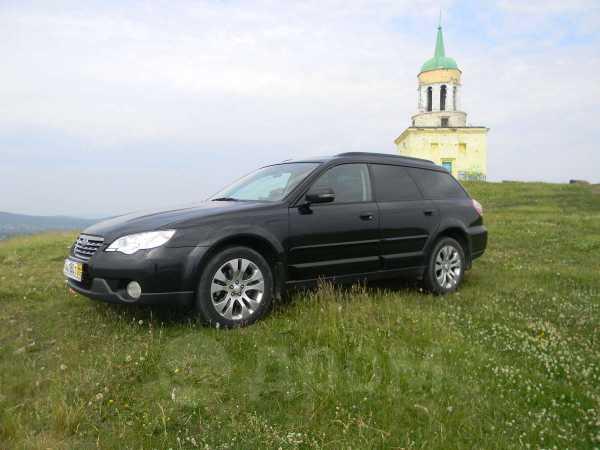 Subaru Outback, 2008 год, 820 000 руб.