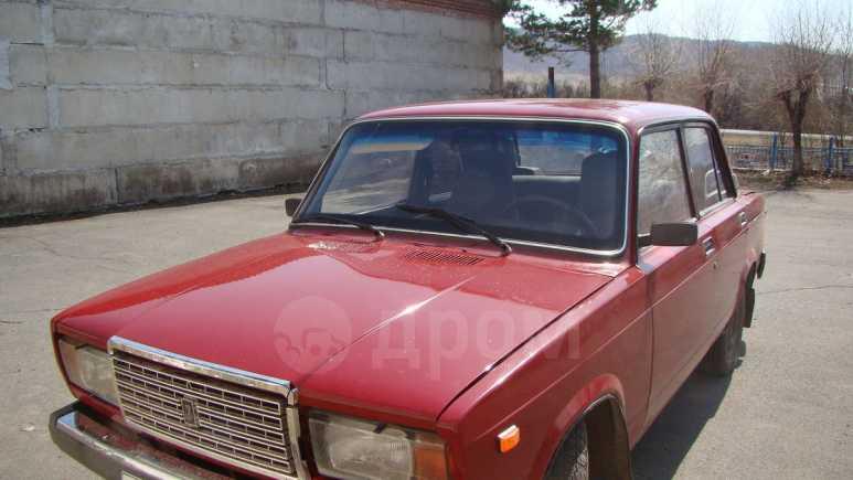 Лада 2107, 1994 год, 36 000 руб.