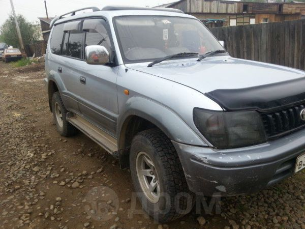 Toyota Land Cruiser Prado, 1998 год, 470 000 руб.