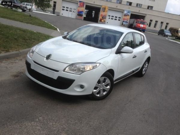 Renault Megane, 2010 год, 450 000 руб.