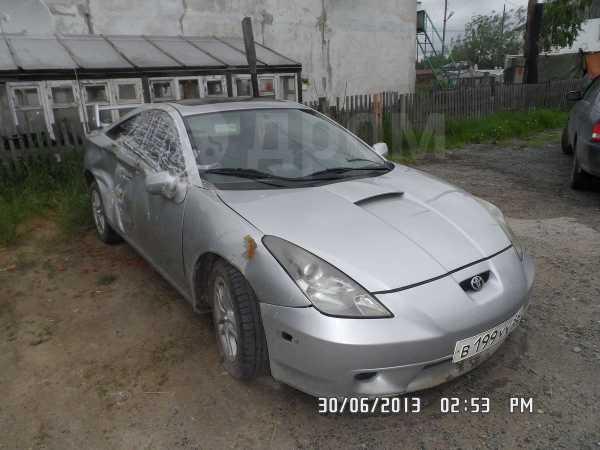Toyota Celica, 2000 год, 260 000 руб.