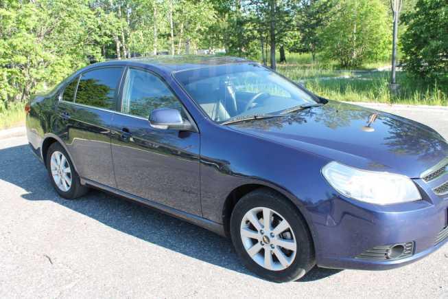 Chevrolet Epica, 2011 год, 550 000 руб.