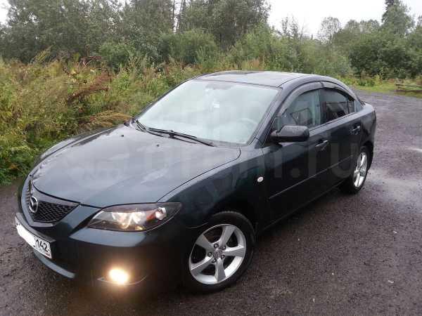 Mazda Mazda3, 2004 год, 345 000 руб.