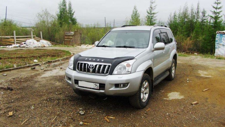 Toyota Land Cruiser Prado, 2006 год, 1 340 000 руб.