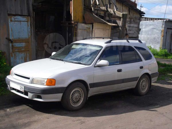 Toyota Sprinter Carib, 1997 год, 198 000 руб.