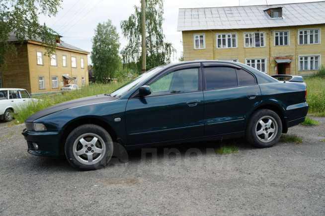 Mitsubishi Galant, 2001 год, 280 000 руб.