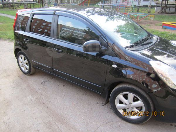 Nissan Note, 2008 год, 418 000 руб.