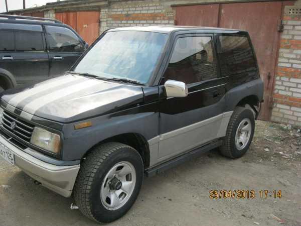 Suzuki Escudo, 1991 год, 205 000 руб.