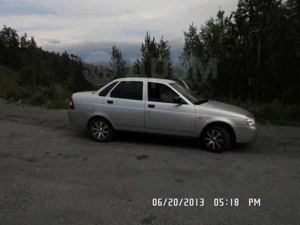 Лада Приора, 2007 год, 240 000 руб.