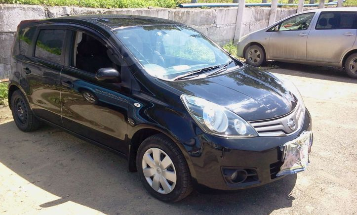 Nissan Note, 2009 год, 297 000 руб.