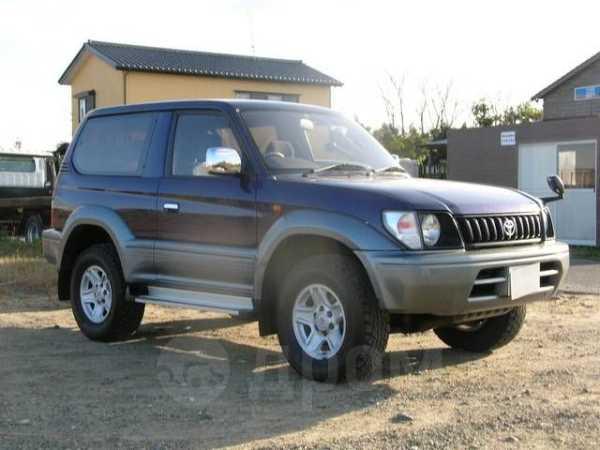 Toyota Land Cruiser Prado, 1998 год, 370 000 руб.
