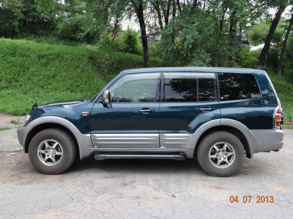 Mitsubishi Pajero, 1999 год, 590 000 руб.