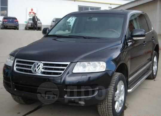 Volkswagen Touareg, 2004 год, 800 000 руб.