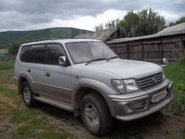 Toyota Land Cruiser Prado, 1999 год, 305 000 руб.