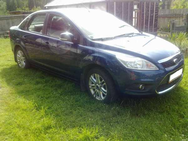 Ford Focus, 2008 год, 430 000 руб.