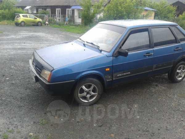 Лада 21099, 1996 год, 80 000 руб.