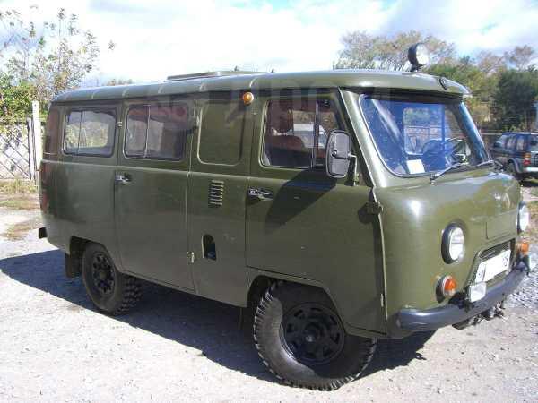 УАЗ Буханка, 1983 год, 220 000 руб.