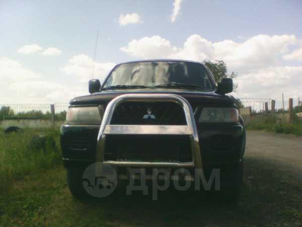 Mitsubishi Montero Sport, 2002 год, 480 000 руб.