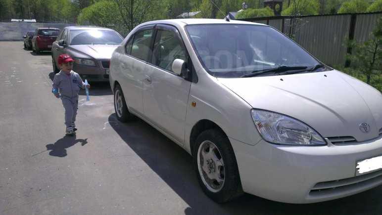 Toyota Prius, 2002 год, 260 000 руб.