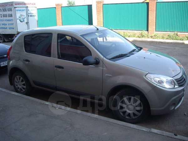 Renault Sandero, 2011 год, 450 000 руб.