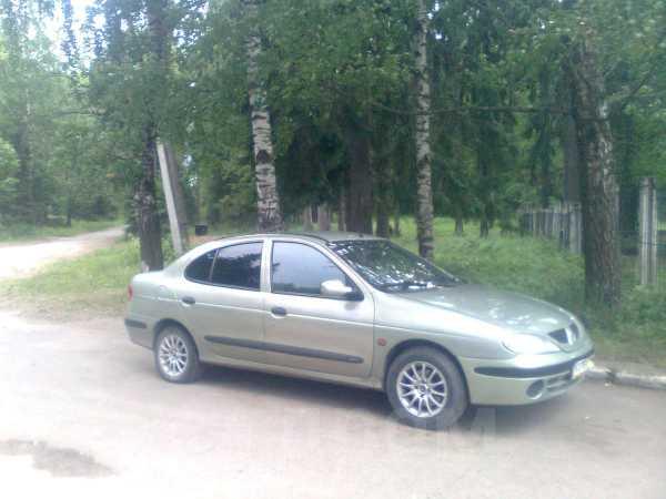 Renault Megane, 2001 год, 165 000 руб.