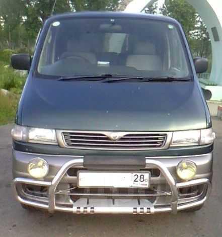 Mazda Bongo Friendee, 1995 год, 290 000 руб.