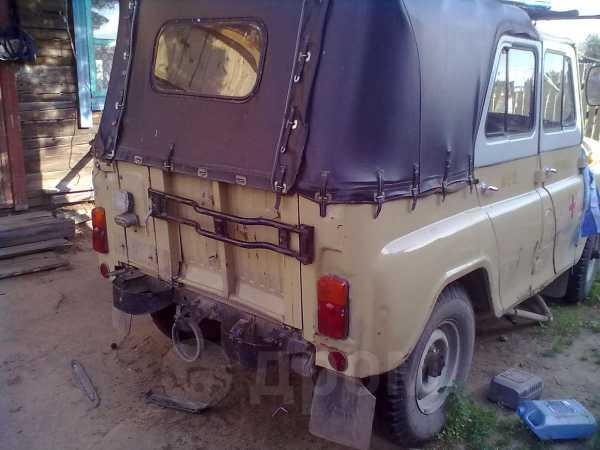 УАЗ 469, 1993 год, 40 000 руб.