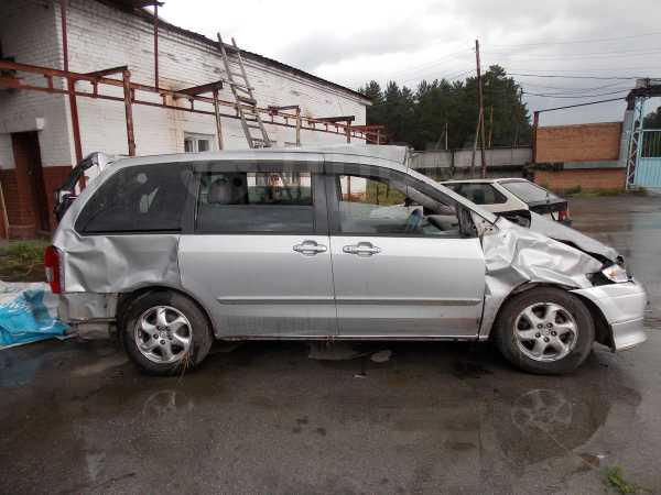 Mazda MPV, 2001 год, 110 000 руб.
