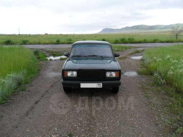 Лада 2107, 1998 год, 50 000 руб.