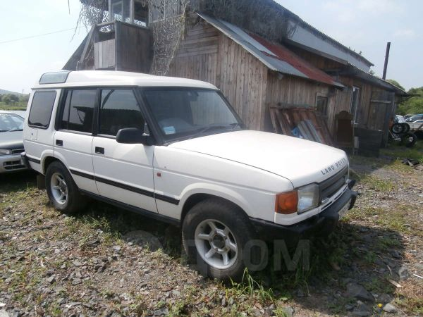 Land Rover Discovery, 1997 год, 490 000 руб.