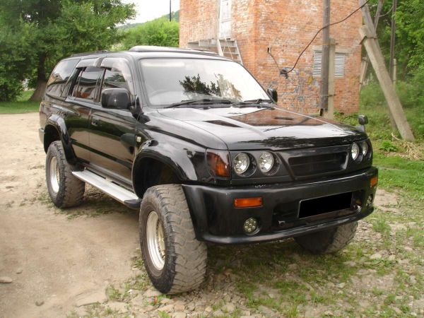 Toyota Hilux Surf, 1998 год, 190 000 руб.