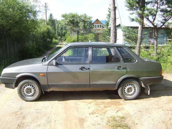 Лада 21099, 1991 год, 50 000 руб.