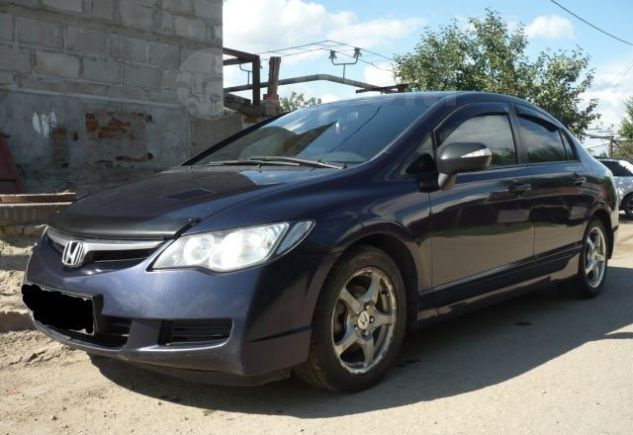 Honda Civic, 2006 год, 300 000 руб.
