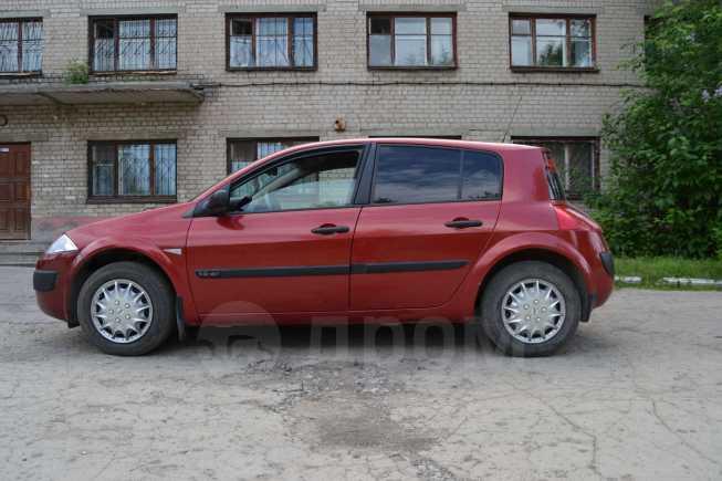 Renault Megane, 2003 год, 250 000 руб.