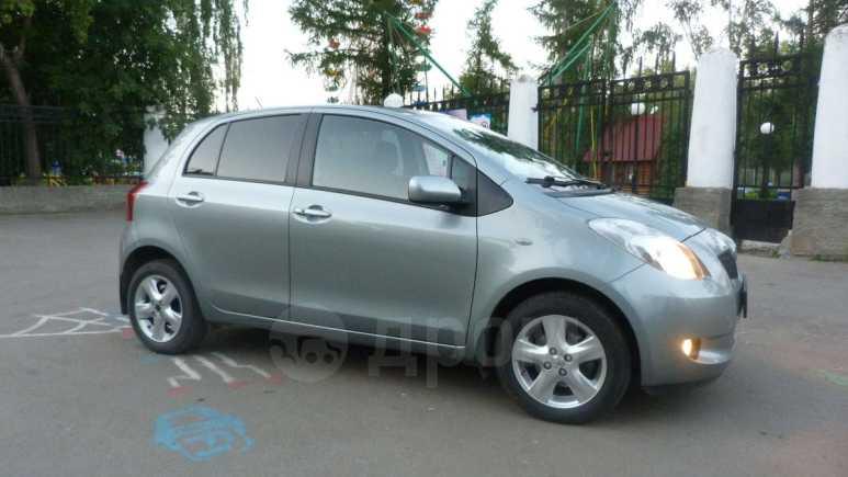Toyota Yaris, 2008 год, 470 000 руб.