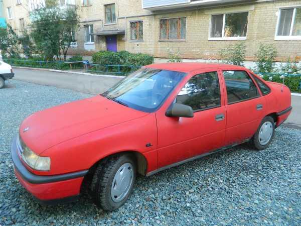Opel Vectra, 1991 год, 120 000 руб.