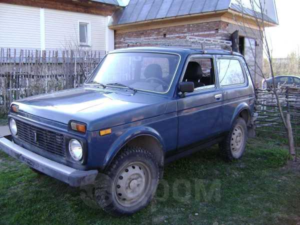Лада 4x4 2121 Нива, 2005 год, 173 000 руб.
