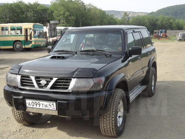 Продажа авто Ниссан Патрол 2000 в Петропавловске-Камчатском GC710