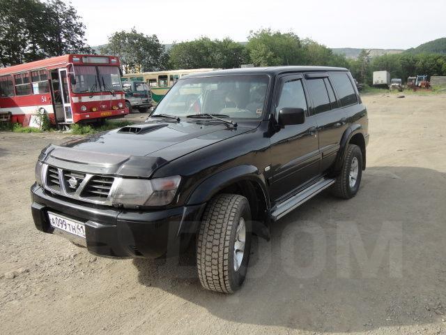 Продажа авто Ниссан Патрол 2000 в Петропавловске-Камчатском ID12