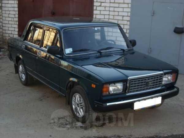 Лада 2107, 2009 год, 115 000 руб.