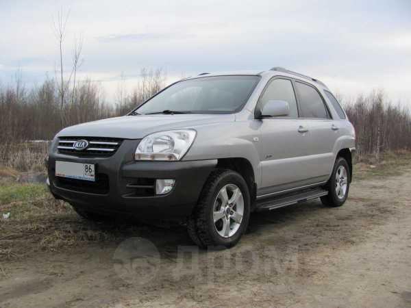 Kia Sportage, 2006 год, 550 000 руб.