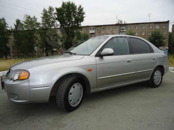 Kia Shuma, 2004 год, 235 000 руб.