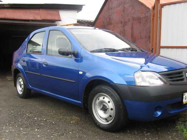 Renault Logan, 2006 год, 262 000 руб.