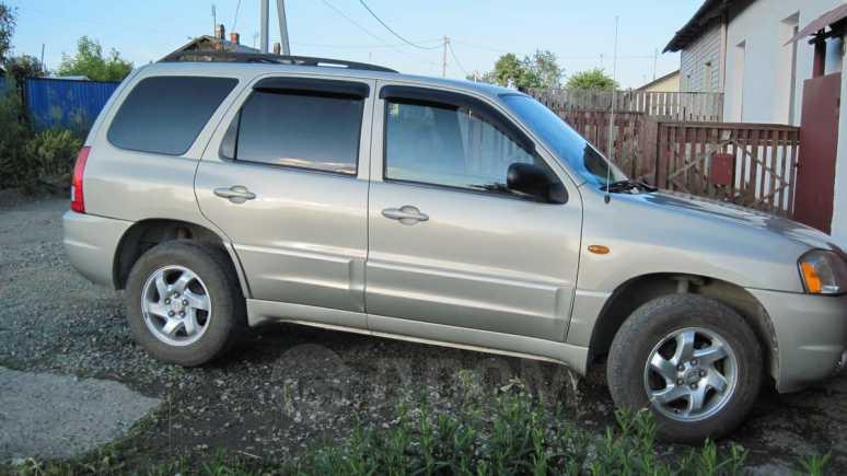 Mazda Tribute, 2004 год, 385 000 руб.