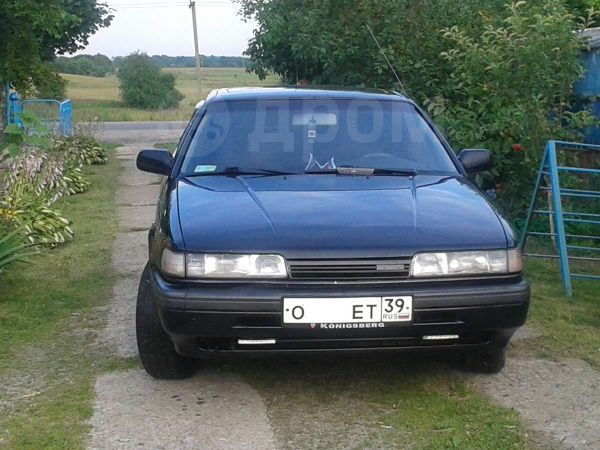Mazda 626, 1989 год, 110 000 руб.
