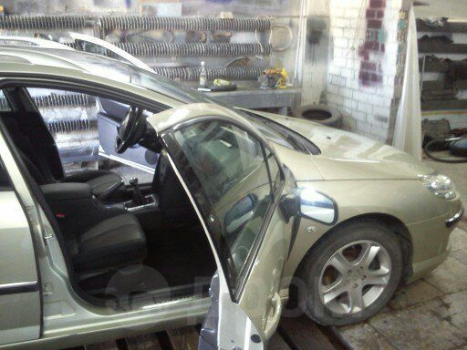 Peugeot 407, 2005 год, 320 000 руб.