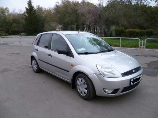 Ford Fiesta, 2005 год, 280 000 руб.