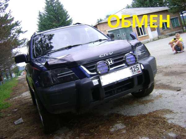 Honda CR-V, 1997 год, 325 000 руб.