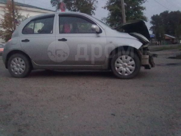 Nissan March, 2002 год, 80 000 руб.