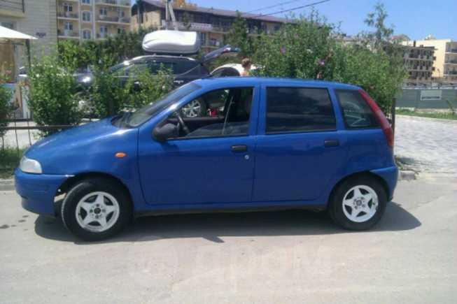 Fiat Punto, 1995 год, 119 000 руб.